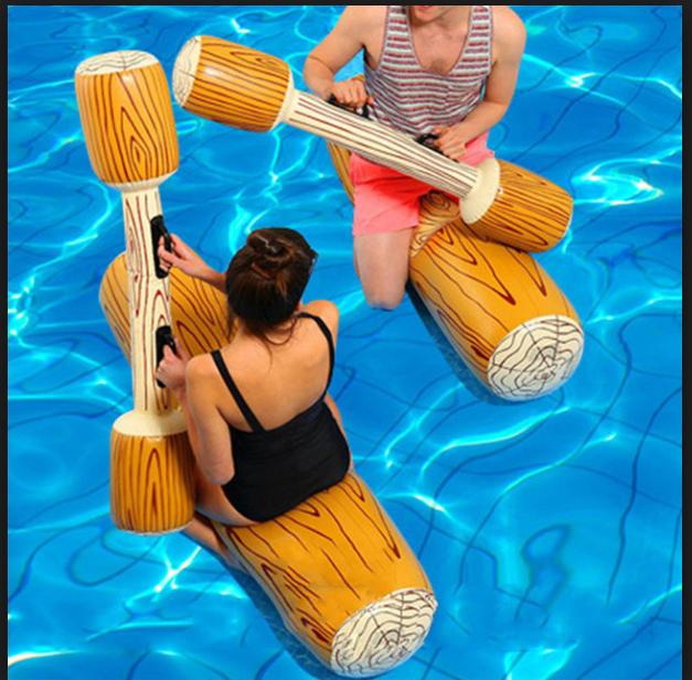 juego flotadores